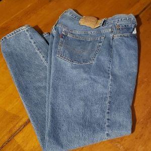 Vintage Levi's 501 Button fly jeans 38 / 32